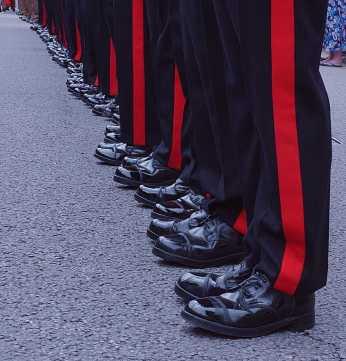 Freedom of thee Borough Parade - RMA - Windlesham and Camberley Camera Club (57)