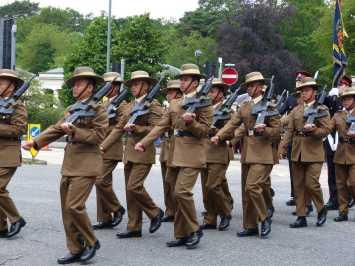 Freedom of thee Borough Parade - RMA - Windlesham and Camberley Camera Club (6)