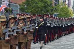 Freedom of thee Borough Parade - RMA - Windlesham and Camberley Camera Club (65)
