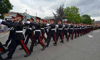 Freedom of thee Borough Parade - RMA - Windlesham and Camberley Camera Club (67)