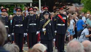 Freedom of thee Borough Parade - RMA - Windlesham and Camberley Camera Club (72)
