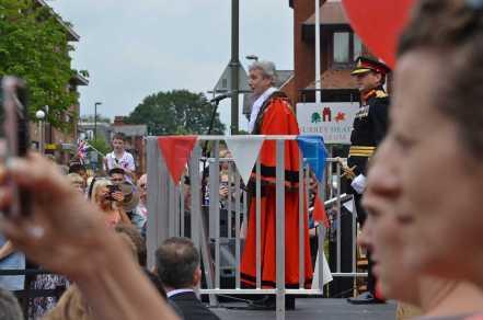 Freedom of thee Borough Parade - RMA - Windlesham and Camberley Camera Club (74)