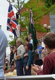 Freedom of thee Borough Parade - RMA - Windlesham and Camberley Camera Club (75)