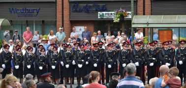 Freedom of thee Borough Parade - RMA - Windlesham and Camberley Camera Club (76)
