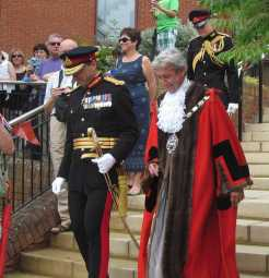 Freedom of thee Borough Parade - RMA - Windlesham and Camberley Camera Club (79)