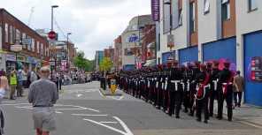 Freedom of thee Borough Parade - RMA - Windlesham and Camberley Camera Club (8)