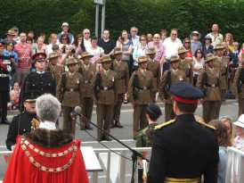 Freedom of thee Borough Parade - RMA - Windlesham and Camberley Camera Club (80)