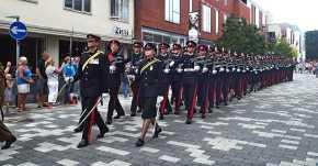 Freedom of thee Borough Parade - RMA - Windlesham and Camberley Camera Club (83)
