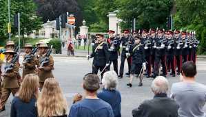 Freedom of thee Borough Parade - RMA - Windlesham and Camberley Camera Club (86)
