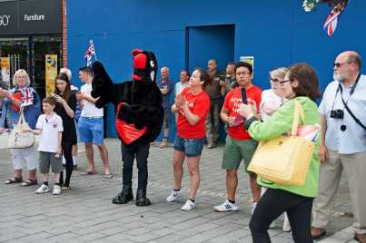 Freedom of thee Borough Parade - RMA - Windlesham and Camberley Camera Club (88)