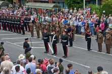 Freedom of thee Borough Parade - RMA - Windlesham and Camberley Camera Club (90)