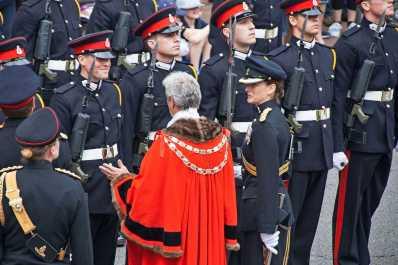 Freedom of thee Borough Parade - RMA - Windlesham and Camberley Camera Club (93)