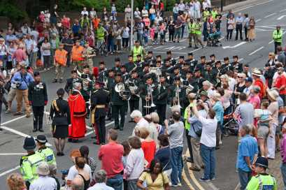 Freedom of thee Borough Parade - RMA - Windlesham and Camberley Camera Club (94)