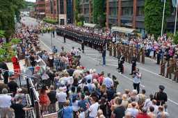 Freedom of thee Borough Parade - RMA - Windlesham and Camberley Camera Club (97)