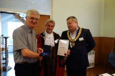 Windlesham Parish Council Community Reception 2014 - Tim Dodds (1)