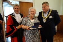 Windlesham Parish Council Community Reception 2014 - Tim Dodds (3)
