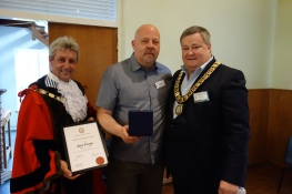Windlesham Parish Council Community Reception 2014 - Tim Dodds (4)
