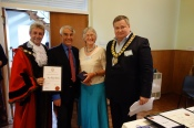 Windlesham Parish Council Community Reception 2014 - Tim Dodds (5)