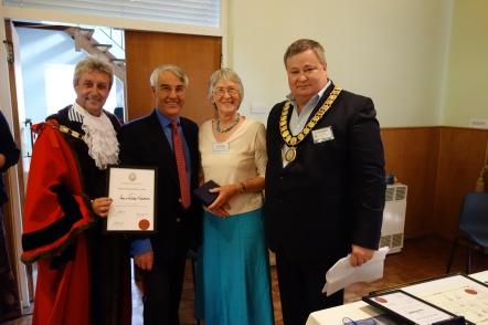 Windlesham Parish Council Community Reception 2014 - Tim Dodds (5)