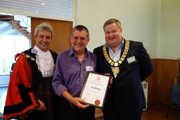 Windlesham Parish Council Community Reception 2014 - Tim Dodds (6)