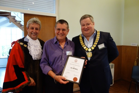 Windlesham Parish Council Community Reception 2014 - Tim Dodds (6)