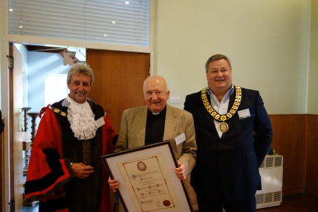 Windlesham Parish Council Community Reception 2014 - Tim Dodds (7)