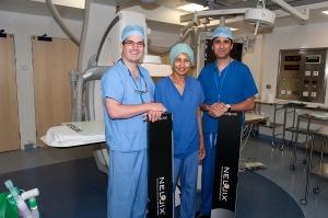Frimley Park Hospital - Vascular Team