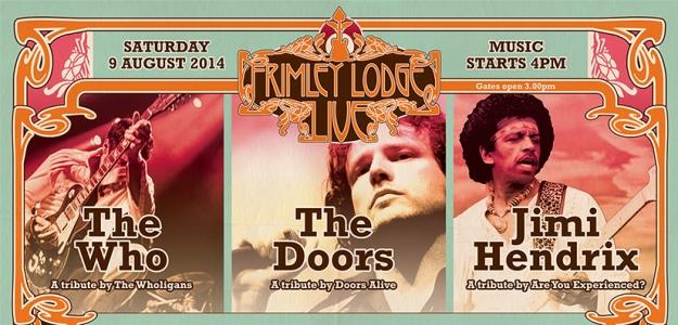 Frimley Lodge Live 2014