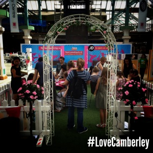 The Mall Summer Camp 2014 - Love Camberley