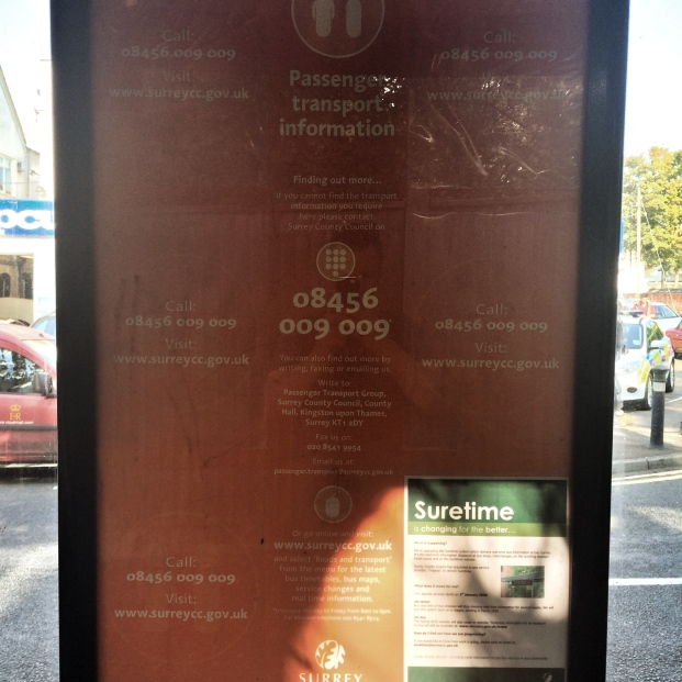 Deepcut Bus Stop
