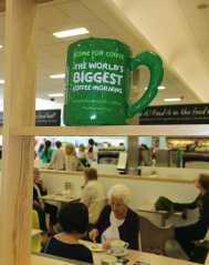 Macmillan Coffee Morning & Flash Mob 13