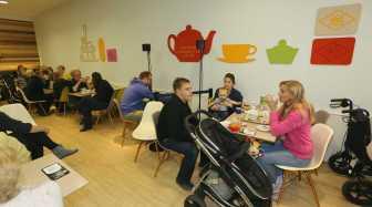 Macmillan Coffee Morning & Flash Mob 17