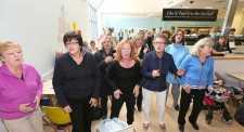 Macmillan Coffee Morning & Flash Mob 24