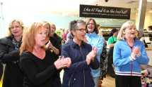 Macmillan Coffee Morning & Flash Mob 25