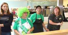 Macmillan Coffee Morning & Flash Mob 26