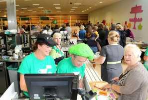 Macmillan Coffee Morning & Flash Mob 29