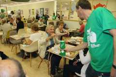 Macmillan Coffee Morning & Flash Mob 39