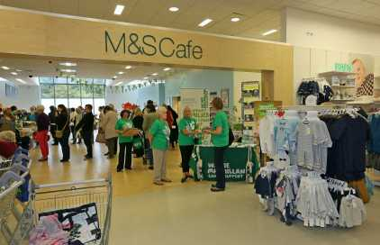 Macmillan Coffee Morning & Flash Mob 7