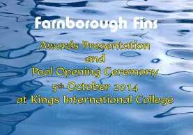Farnborough Fins Awards 1