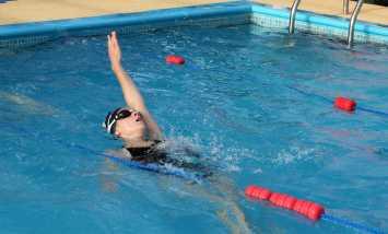 Farnborough Fins pool opening 13