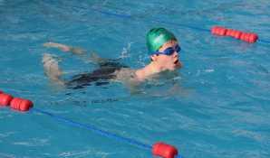 Farnborough Fins pool opening 14