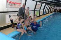 Farnborough Fins pool opening 37
