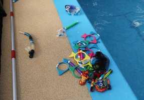 Farnborough Fins pool opening 38