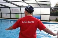 Farnborough Fins pool opening 50