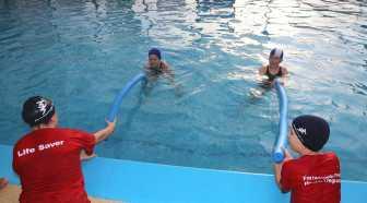 Farnborough Fins pool opening 53