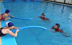 Farnborough Fins pool opening 54