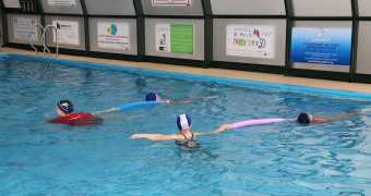 Farnborough Fins pool opening 56