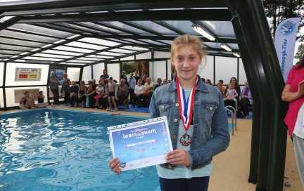 Farnborough Fins pool opening 57