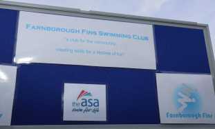 Farnborough Fins pool opening 63