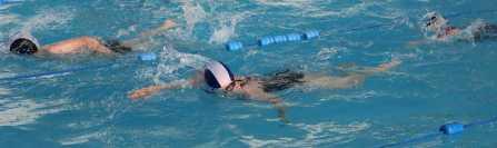 Farnborough Fins pool opening 8